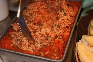 Oven Spanish Rice