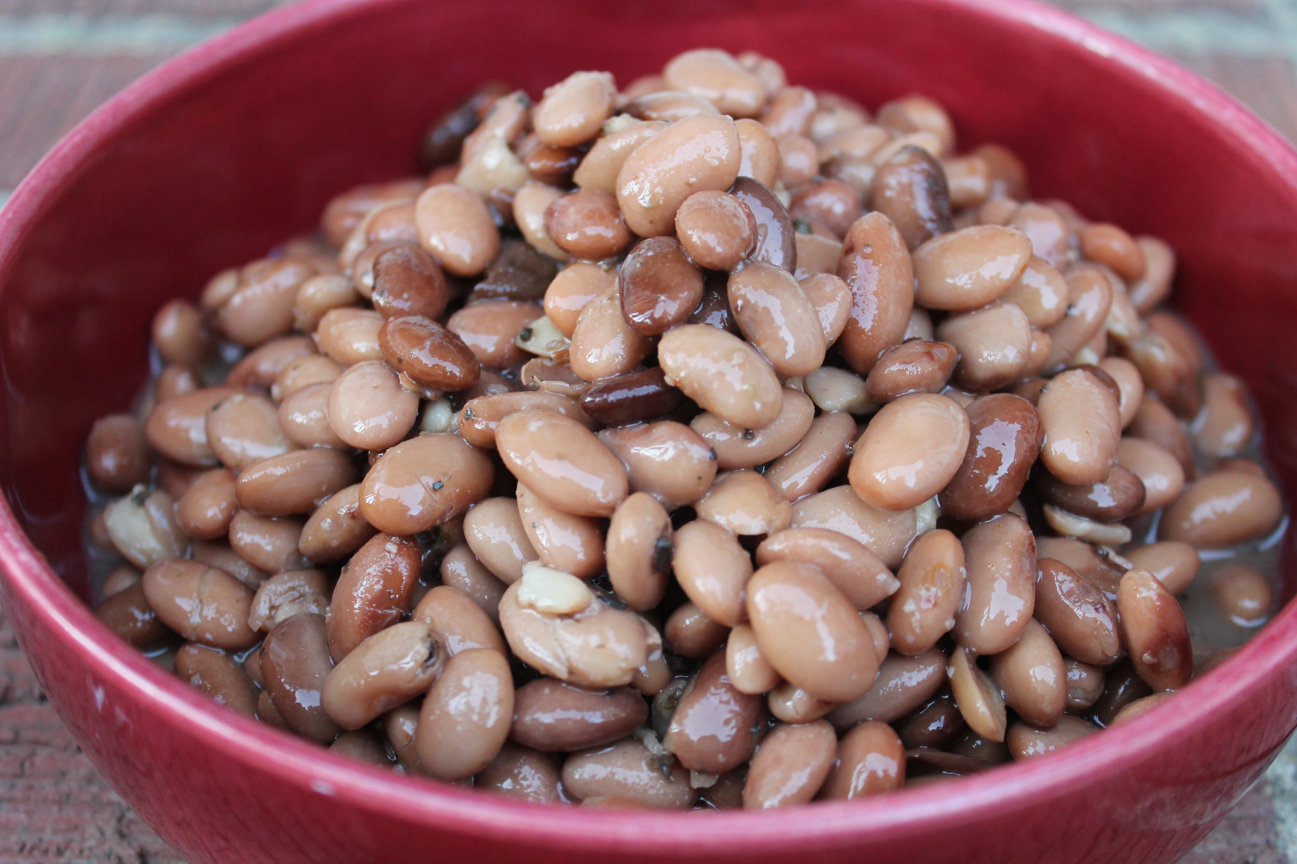 pinto beans Hands-on prep time is really only 15-20 minutes, since the soaking and cooking take place while you do other things the brilliant thing is this recipe yields about 5 cups cooked pinto beans, which you can enjoy throughout the week for super easy, quick meals.