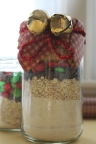 gift jars & sesame chicken 001
