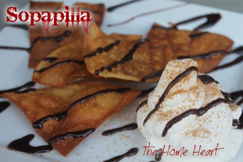 Mexican Desserts Sopapilla