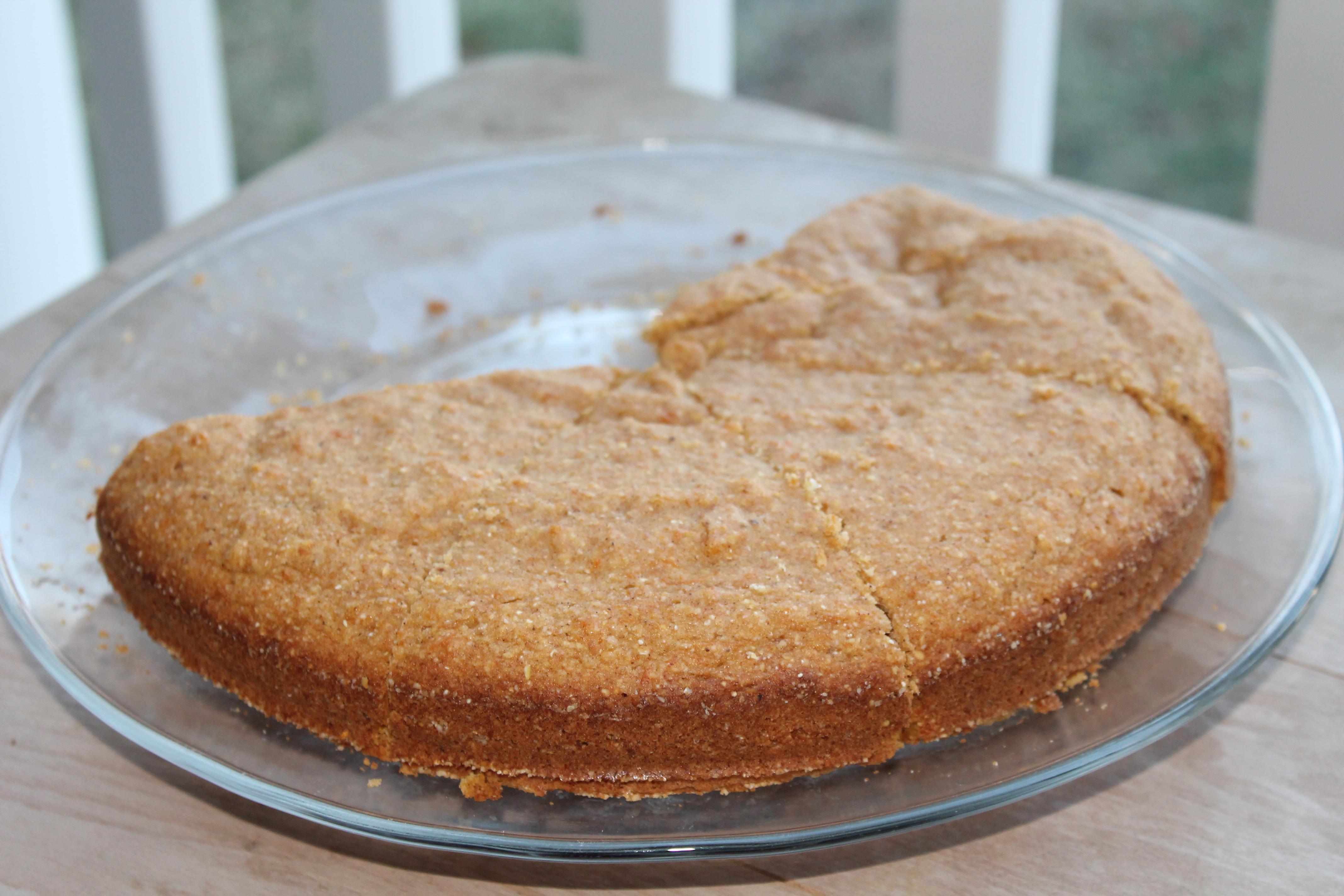 Sweet Potato Cornbread | The Home Heart