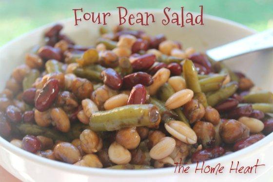 4bean salad