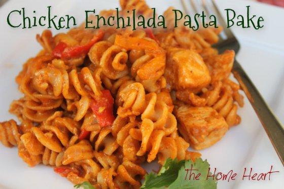 chix enchilada pasta