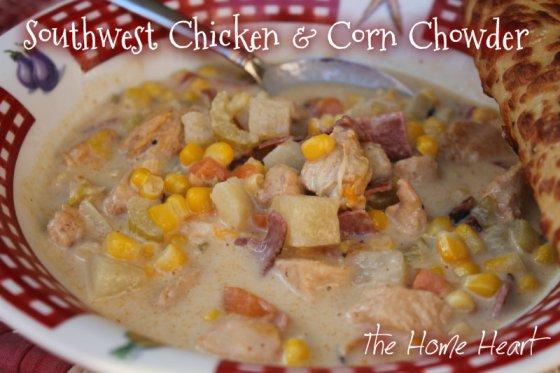 southwest chowder