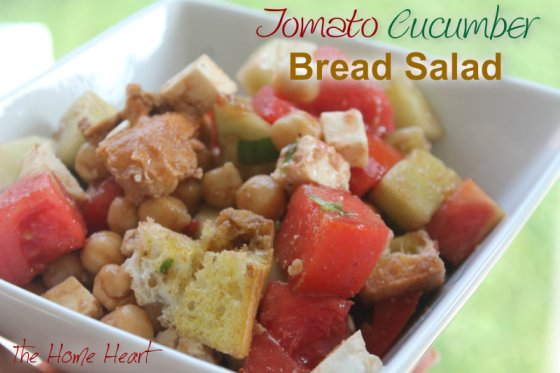 bread salad