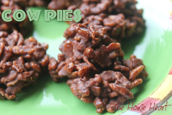 cow pies