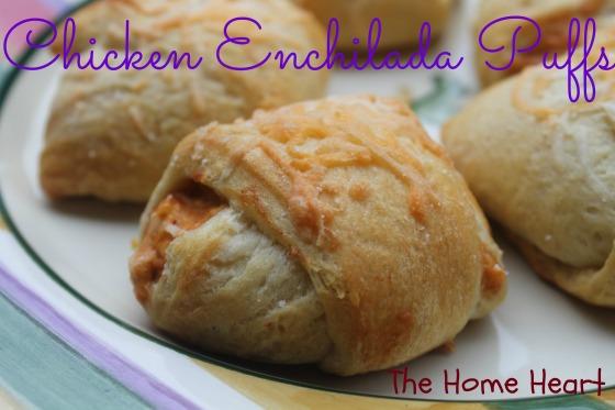 enchilada puffs