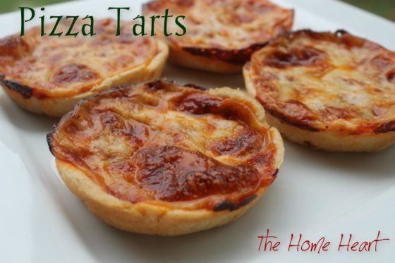 pizza tarts